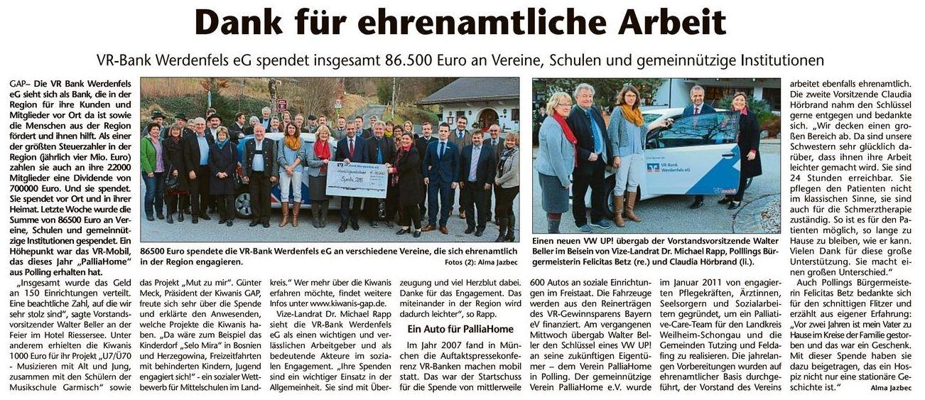 Kreisbote Garmisch-Partenkrichen, 9.12.2015